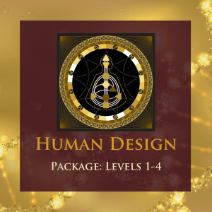 Human Design Package Levels 1-4