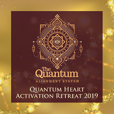 Quantum Heart Activation Retreat 2019