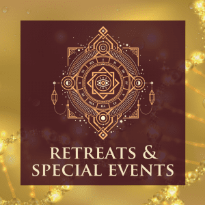 Retreats and Special Events
