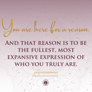 You are here for a reason